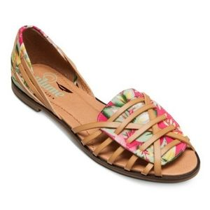 Anthropologie Shoes - Anthropologie Plume by Farylrobin Hurache Sandals